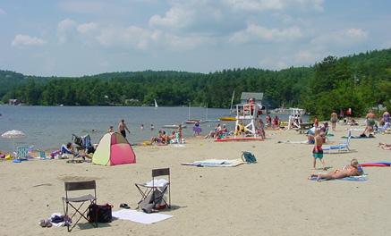 Bucklin Beach Little Lake Suna